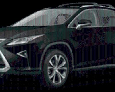 2016 Lexus RX RX 450h Hybrid AWD