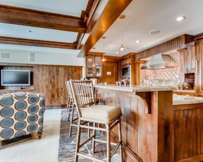 A Luxury Vacation Residence at One Willow Bridge Road in the Center of Vail Village With Full Concierge Services - Vail