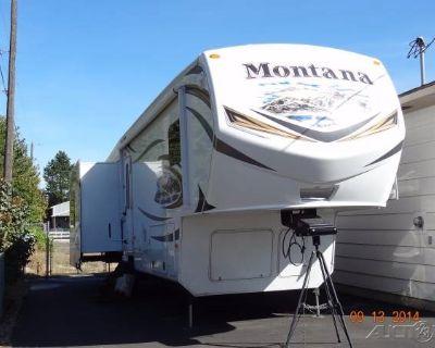 2014 Keystone Montana 3725RL