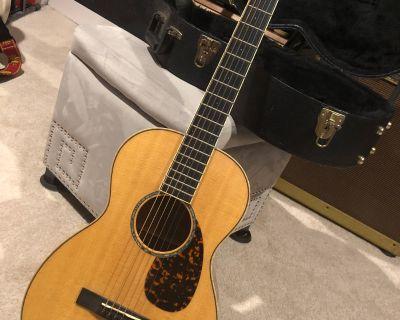 ON HOLD - Larrivee P-05 Parlor Acoustic Guitar with K&K Sound PURE Mini Bridge Plate Pickup - Price Drop!