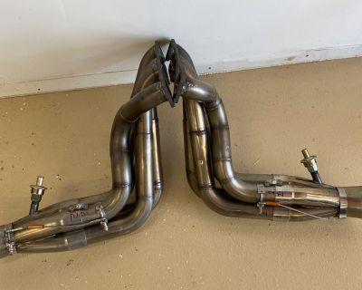 Sbc stainless steel, stahl bolt pattern