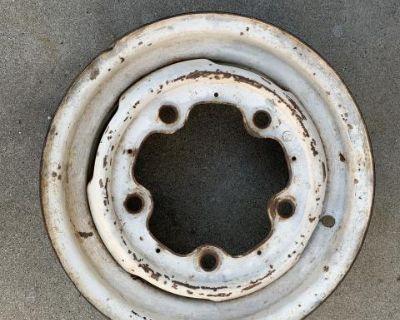 6/55 Split bus wheel/rim