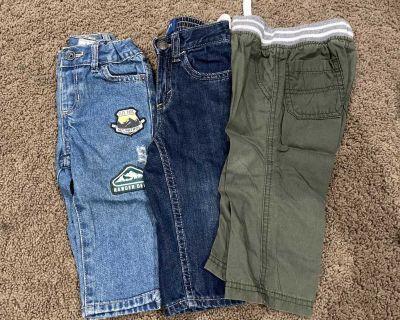 12M boy pants