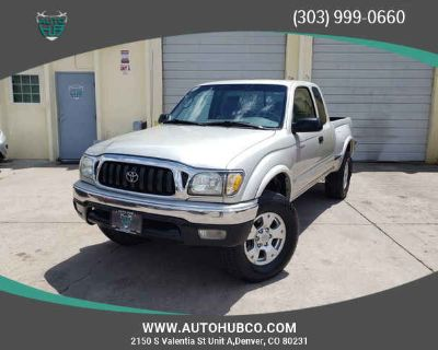2001 Toyota Tacoma Xtracab for sale