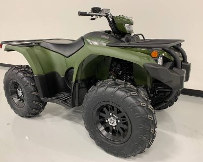 2021 Yamaha Kodiak 450 EPS ATV Utility Brilliant, OH
