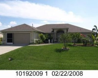 1404 Se 35th St #1, Cape Coral, FL 33904 3 Bedroom Apartment