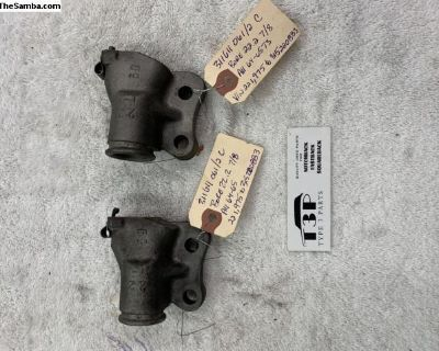 ATE Left front 64-65 T3 wheel cylinder core