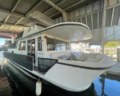 1988 Gibson Standard 44 Houseboat (BP)
