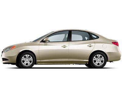 Pre-Owned 2010 Hyundai Elantra