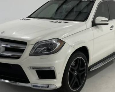 2015 Mercedes-Benz GL GL 550