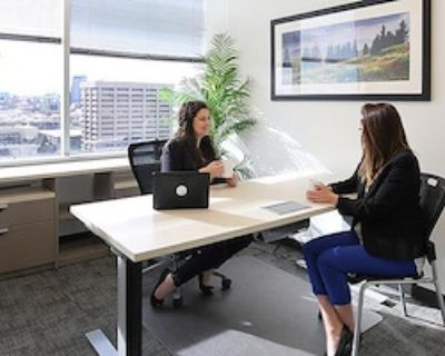 Private Office for 3 at Office Evolution - Johns Creek
