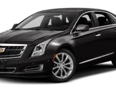 2017 Cadillac XTS V-Sport Platinum