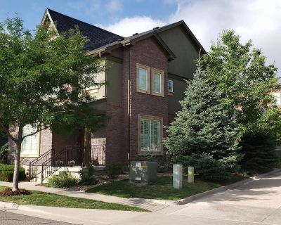 Immaculate, fully furnished oversized Brownstone's Town Home in Highlands Ranch - Westridge