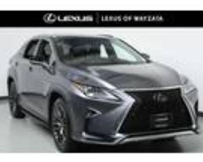2017 Lexus rx 350 Gray, 68K miles
