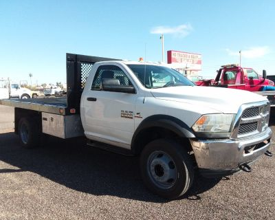 2013 Dodge Ram 5500 *Flatbed* 4x4 * 42 K Miles