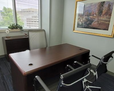 Private Office for 3 at TKO Suites Tysons