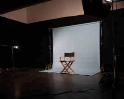 Unique industrial Film/Photo Studio With Garage Door Opening, High Ceilings For Full Video Production, San Carlos, CA
