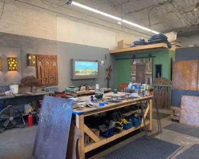 Intown Industrial Artist/Maker Space, Scottdale, GA