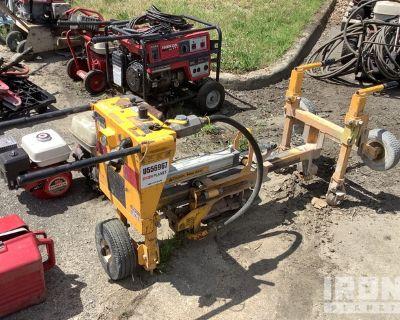 E-Z Drill 210B Slab Rider