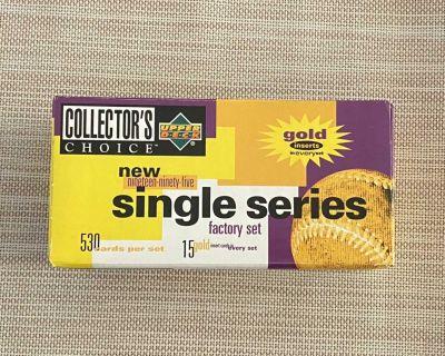 1995 Collector s Choice Upper Deck Factory Set