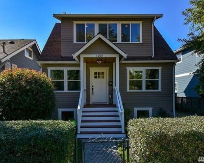 Stay cool & walk to lightrail from this charming Craftsman suite - Mount Baker