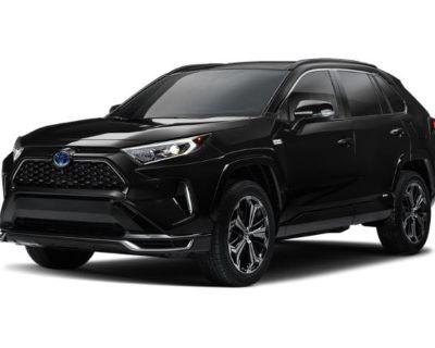 New 2021 Toyota RAV4 Prime SE AWD Sport Utility