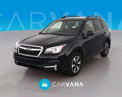 2018 Subaru Forester 2.5i Limited