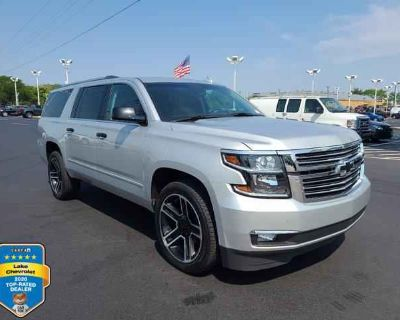 Used 2020 Chevrolet Suburban 4WD 4dr
