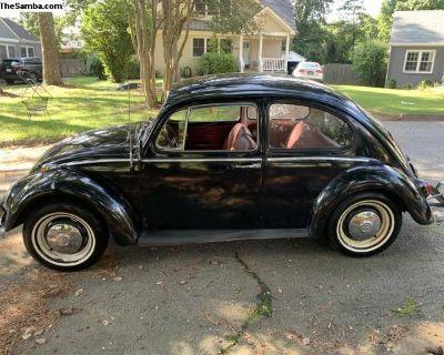 One owner 1966 Volkswagen Beetle