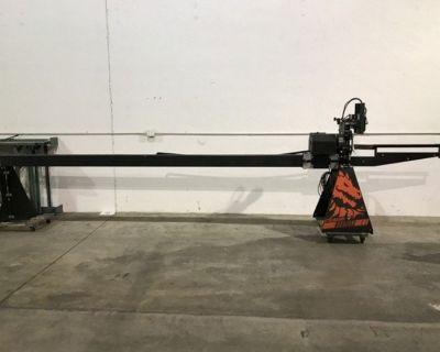 2016 Bend-Tech Dragon 12' Tube Cutting System RTR# 1021623-03