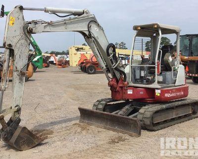 2014 (unverified) Takeuchi TB153FR Mini Excavator
