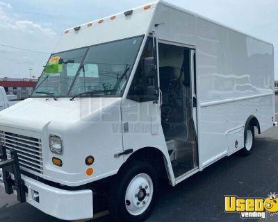 Used 2010 Freightliner Utilimaster Diesel Stepvan - Low Mileage - For Sale in Kentucky!