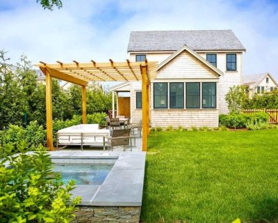 Beautiful NEW home with a private spa- w/ Pool, Tennis Courts, Gym Access - Nantucket
