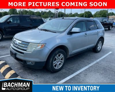 Pre-Owned 2007 Ford Edge SEL PLUS AWD