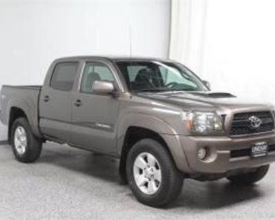 2011 Toyota Tacoma Double Cab 5' Bed V6 4WD Automatic