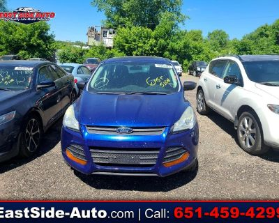 Used 2014 Ford Escape FWD 4dr S