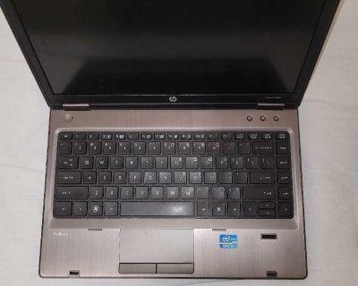 HP Probook 13 inch Core i3 2.30Ghz 8GB RAM 500GB HDD