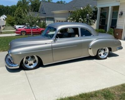 1950 Chevrolet Business Coupe