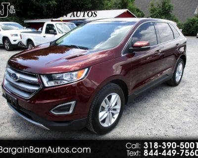 Used 2015 Ford Edge SEL FWD