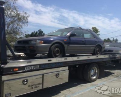 1997 Subaru Impreza Wagon