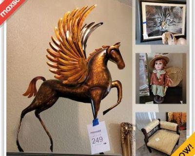 Fort Worth Estate Sale Online Auction - Night Wind Lane