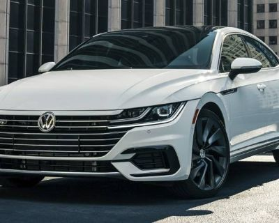 2019 Volkswagen Arteon SEL Premium R-Line