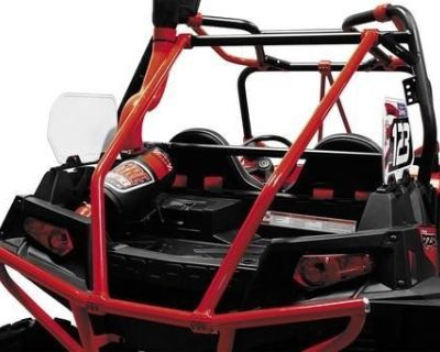 Dragonfire Backbone Bar Red For Polaris Ranger Rzr Xp 4 900 Eps Le 2013