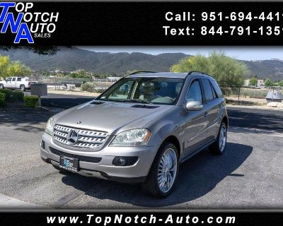 Used 2008 Mercedes-Benz M-Class ML 350