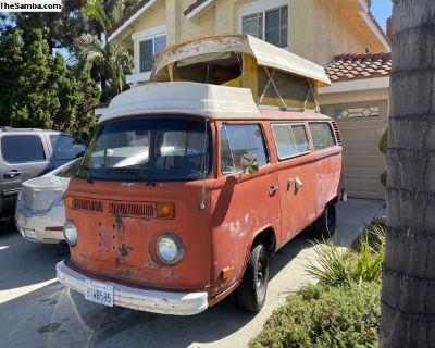 1974 VW Camper Bus