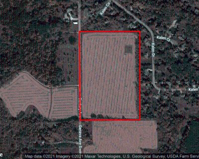 27 Acres Residential Land for Sale