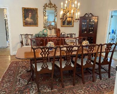 Incredible Sandy Springs Estate Sale- Fine Porcelains, Antiques and More!!!