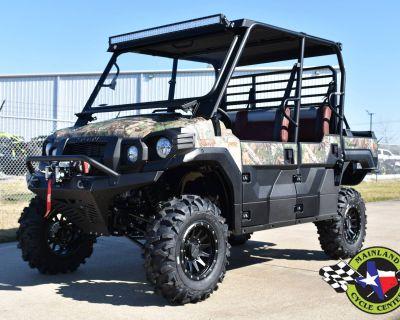 2021 Kawasaki Mule PRO-FXT EPS Camo Utility SxS La Marque, TX