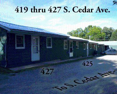 Apartment Rental - 427 S Cedar Ave