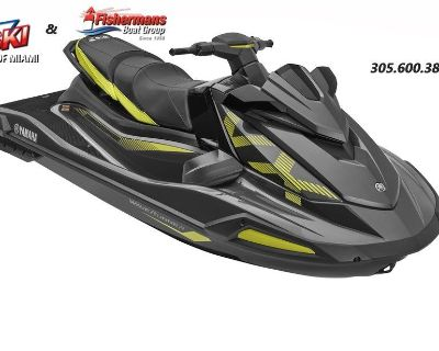 2021 Yamaha Waverunners VX DELUXE w/ Audio